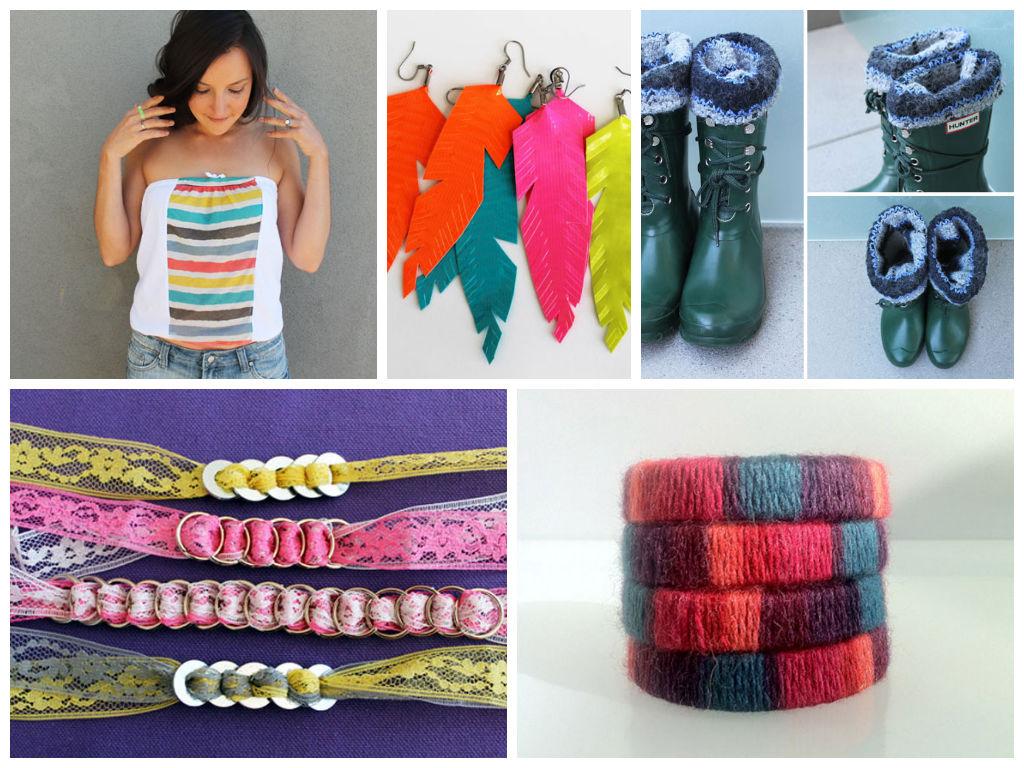 oggetti creativi fai da te : 37 idee fai da te per uno stile nuovo /2