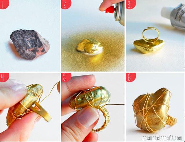 procedimento anello pietra