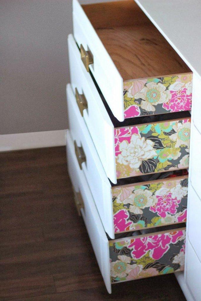 Nuova vita ai vecchi mobili: 3 semplici progetti