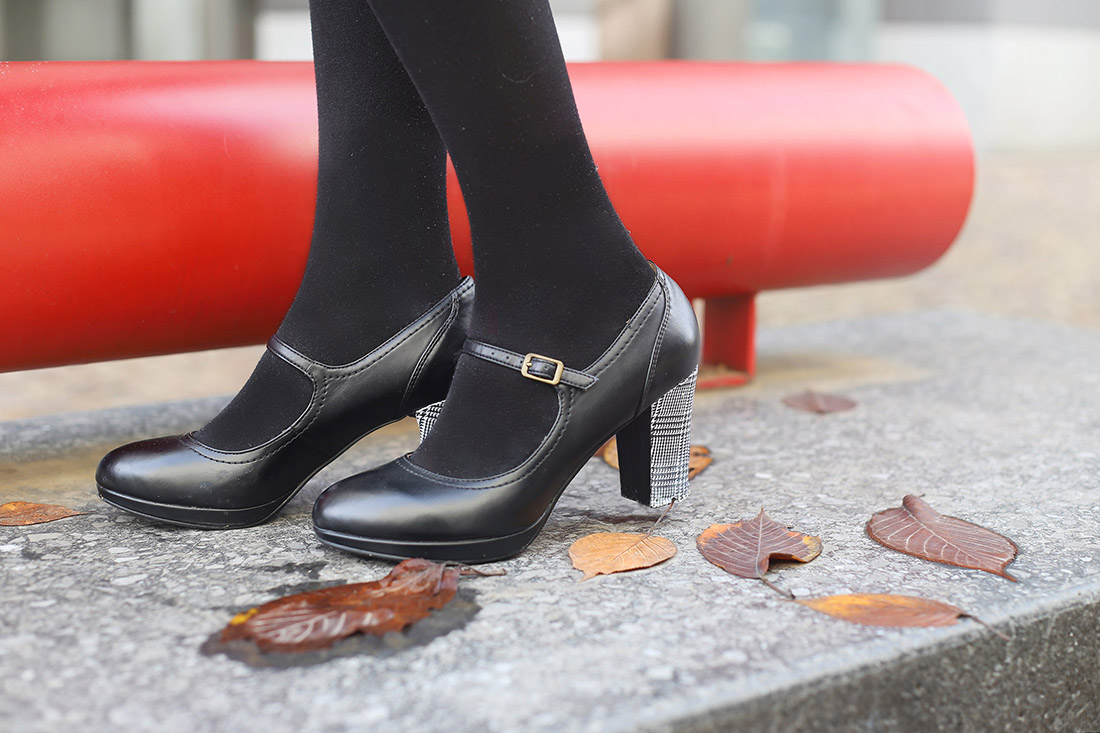 Nuova vita alle vecchie scarpe
