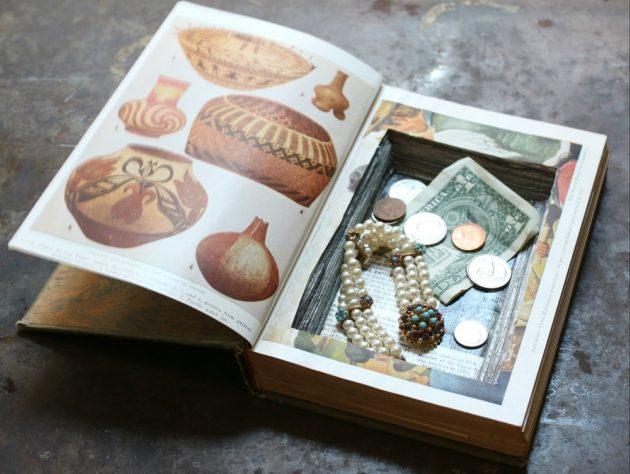 9 trucchi per nascondere gli oggetti di valore dentro casa