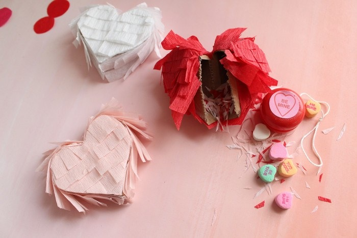 Scatoline fai da te per san valentino