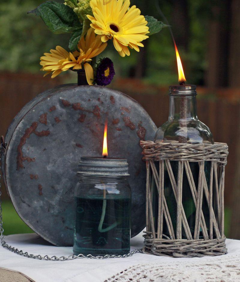 Tanti modi di usare i vasi quattro stagioni