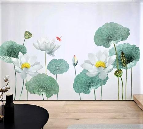parete floreale