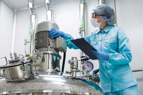 Prodotti chimici per l'industria
