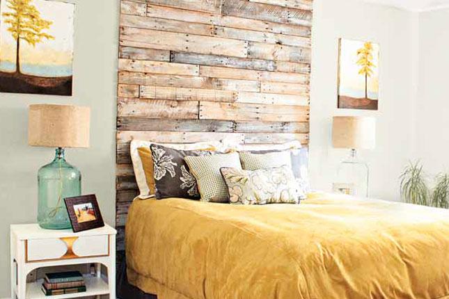 Fai da te legno - Creare testata letto ...