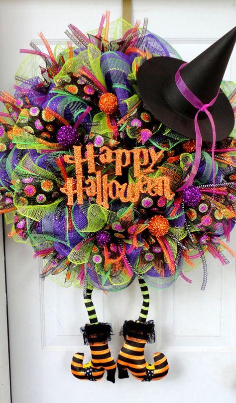 Célèbre Festa di Halloween: 10 idee creative per addobbare casa - Fai da  IG88