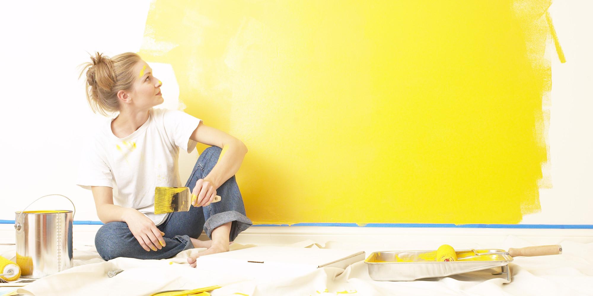Dipingere casa fai da te: guida passo dopo passo