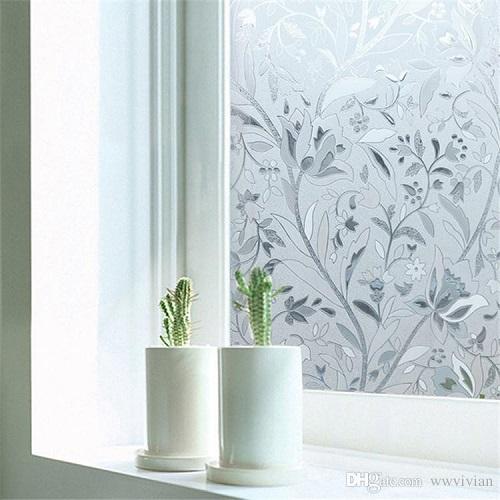 Idee creative per decorare i vetri