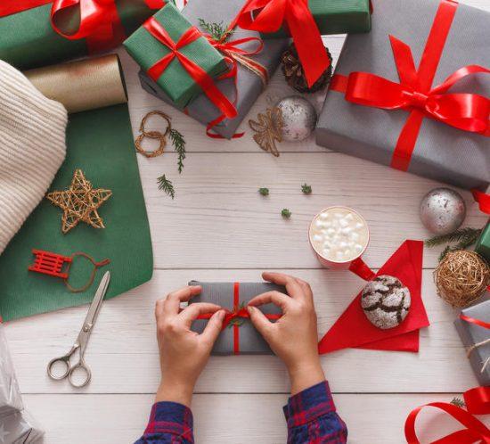 cesti natalizi fai da te