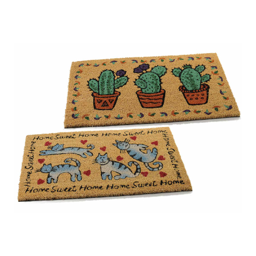 zerbino a forma di cactus
