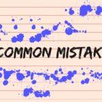 errori in inglese